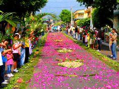 "El Salvador Pilgrim: JUAYUA,"" SEMANA SANTA"" (Easter week)"
