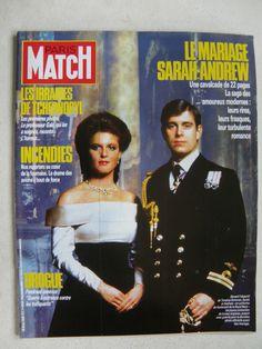 Duchesse Sarah Ferguson et Prince Andrew