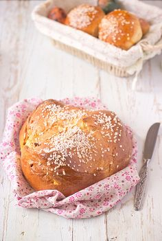 Croatian Easter Bread
