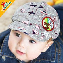 Cartoon cute cotton baby cap small baseball cap for baby 5652a48dd63