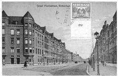Uit de verzameling van Arnold Tak | Graaf Florisstraat | de eerste website met een eigen straat