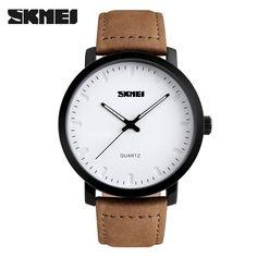$9.98 (Buy here: https://alitems.com/g/1e8d114494ebda23ff8b16525dc3e8/?i=5&ulp=https%3A%2F%2Fwww.aliexpress.com%2Fitem%2F2016-SKMEI-Brand-Casual-Men-s-Watches-Leather-Waterproof-Fashion-Quartz-Watch-Men-Sport-Dress-Military%2F32712745386.html ) 2016 SKMEI Brand Casual Men's Watches Leather Waterproof Fashion Quartz Watch Men Sport Dress Military Wristwatch for just $9.98