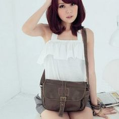 Casual Coffee Covered Bag For Women