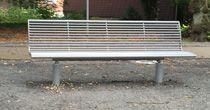 Sitzbank Römö mit Stahlauflage | Stadtmobiliar von Thieme GmbH