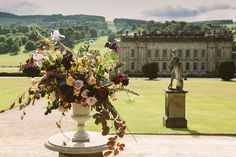 India Hobson   www.indiahobson.co.uk   First featured on  Design Sponge   Shot at  Chatsworth House