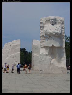 MLK Memorial by Carlos Echenique, via Flickr