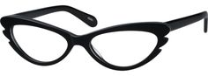 Order online, women black full rim acetate/plastic cat-eye eyeglass frames model #483921. Visit Zenni Optical today to browse our collection of glasses and sunglasses.