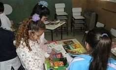 PARA INCENTIVAR LA LECTURA: La Biblioteca Madre Teresa se traslada a las escuelas