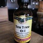 Tea Tree Oil Tick Repellent