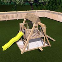 Children's Play Structuur