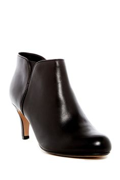 Arista Paige Leather Ankle Boot - Wide Width Available by Clarks on @nordstrom_rack