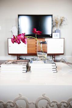 6th Street Design School | Kirsten Krason Interiors : House Tour: Living Room