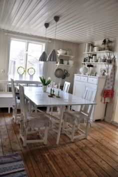 Vita Verandan kitchen