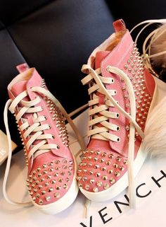 Studded Sneakers from Picsity.com