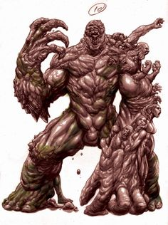 DerfsDomain uploaded this image to 'Brandon Badeaux/Arkham City'. See the album on Photobucket. Batman Arkham Asylum, Arkham City, Batman Universe, Comics Universe, Clayface Batman, Comic Book Heroes, Comic Books, Comic Villains, Western Comics