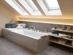 Innenarchitektur schlafzimmer ~ Innenarchitektur geru e umiges schlafzimmer ideen dachboden