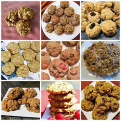 10 Tasty and Clean Cookie Recipes