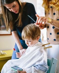 A CUP OF JO: How to cut your child's hair