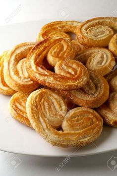 chinese cow ear cookies - Google Search