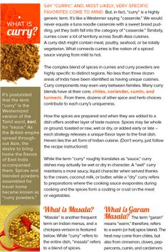 Unfamiliar with curry? We're here to help! http://www.kitchenkapers.com/news-archive-2014-indian.html #KitchenKapers #SpiceThingsUp