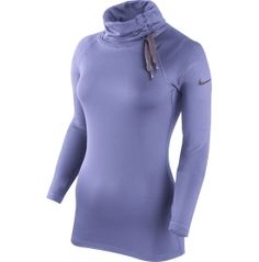 Nike Women's Pro Hyperwarm Dri-FIT Hybrid Shirt - Dick's Sporting Goods. Got for Christmas, can NOT wait to wear!