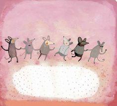 Agata Dudek: Dancing Mice