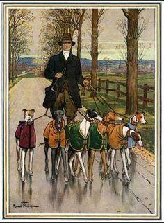 1914 Edwardian print.