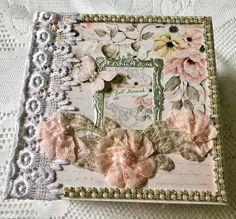 Wedding Scrapbook, Baby Scrapbook, Scrapbook Albums, Scrapbooking, Bride Gifts, Wedding Gifts, Wedding Mini Album, Creative Journal, Baby Memories