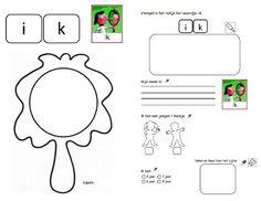 Juf Shanna: Veilig Leren Lezen: Kern 1 Work Inspiration, Kids Education, Pre School, Third Grade, Kids Learning, Book Art, Homeschool, Teacher, Letters