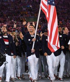 Team USA …