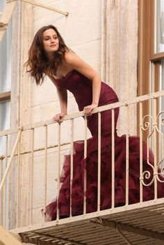 Leighton in Burgundy