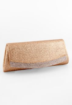 Glitter Clutch with
