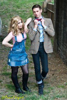 My cosplay of Rose Tyler from Tooth And Claw with my friend as Eleven - Doctor Who ! #ToothAndClaw #Rosetyler #Rose #Tyler #RoseTylerCosplay #doctorwho #laureagiragiracosplay #cosplay #Eleven #EleventhDoctor