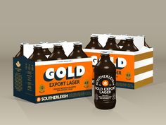 Gold Export Lager | Southerleigh Brewing Company