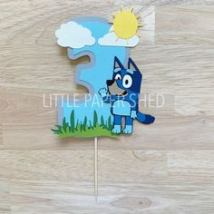 A few new Bluey cake topper designs will be uploaded to our Etsy store this afternoon. Party Planning, Etsy Store, Cake Toppers, Smurfs, Party Ideas, Dog, Birthday, Handmade, Instagram