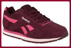 Reebok Damen Royal Glide Mtp Turnschuhe, Violett (Mystic Maroon / Rose Rage / Poison Pink / Por), 40 EU - Sneakers für frauen (*Partner-Link)