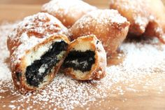 Fried Oreos are amazing a must try!!!