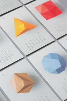 2012 calendar (Self initiated, Packaging) by Lo Siento Studio, Barcelona PD Design Visual, Web Design, Layout Design, Design Art, Print Design, Cover Design, Branding And Packaging, Branding Design, Identity Branding