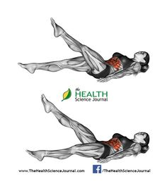 © Sasham | Dreamstime.com - Fitness exercising. Scissors exercise. Female