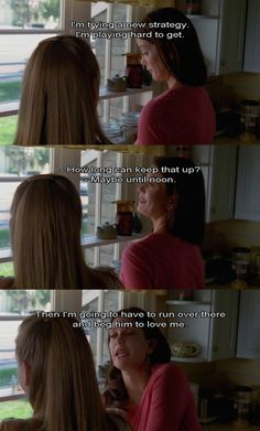 I'm trying a new strategy ~ Susan Meyer ~ Desperate Housewives Quotes ~ Season 1, Episode 4 ~ Who's That Woman?