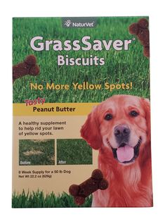 GrassSaver Biscuits 22.2 Ounces - 8 Week Supply >>> Read more at the image link. (This is an affiliate link and I receive a commission for the sales) #MyPet