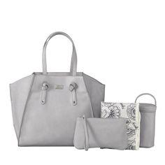 Isoki Easy Access Tote Nappy Bag Portsea Kit