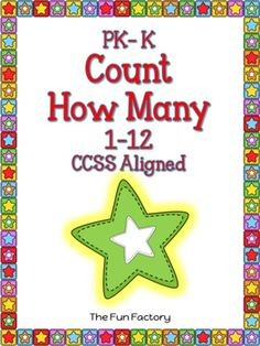 Welcome back to school with Kindergarten math and CCSS.   Your  students will…