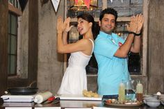 """Jamie Oliver calls Food Revolution Day 2016 in India a """"game-changer"""" for addressing the child nutrition crisis with Chef Kunal Kapur and Actress Jacqueline Fernandez Chef Kunal Kapur, Entertainment, Food, Food Revolution Day, Jacqueline Fernandez, Jamie Oliver http://www.pocketnewsalert.com/2016/05/Jamie-Oliver-calls-Food-Revolution-Day-2016-in-India-a-game-changer-for-addressing-the-child-nutrition-crisis-with-Chef-Kunal-Kapur-and-Actress-Jacqueline-Fernandez.html"""