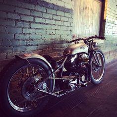 Harley-Davidson by Jano Cycles(via Instagram photo by @janocycles (Jano) - via Iconosquare)