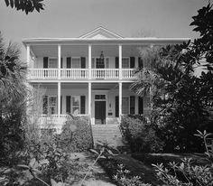 Robert Smalls House in Beaufort County, South Carolina.