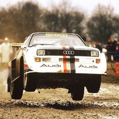 rally legend! #audi #Quattro