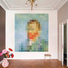 IXXI Wanddekoration Van Gogh Pixel online kaufen ➜ Bestellen Sie Wanddekoration Van Gogh Pixel versandkostenfrei für nur 139,00€ im design3000.de Online Shop!