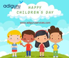 Adiguru Services wishes you Happy Children's Day. Always Promote your schools to get easy admissions: Contact us Today! Join your children in reputed schools for their bright future! Online Marketing Services, Social Media Services, Seo Services, Social Media Marketing, Happy Children's Day, Are You Happy, Child Day, Online Business, Bright Future