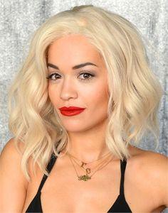 MTV EMA 2013 look beauty - Rita Ora